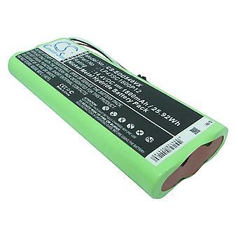 Bateria de vácuo para Ecovacs LP43SC1800P12 Deebot D523 D540 D550 D560 D570 D580
