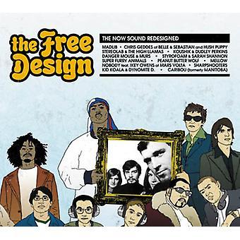 Free Design - Now Sound Redesigned [CD] USA import