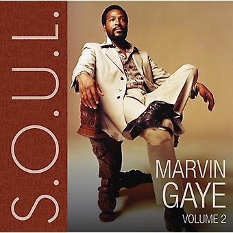 Marvin Gaye - S.O.U.L. II (Walmart) [CD] USA import