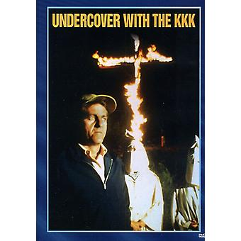 Undercover with the Kkk [DVD] USA import