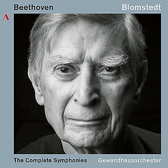Beethoven / Elsner / Blomstedt - Beethoven: Die kompletten Symphonien [CD] USA import