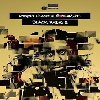 Robert Experiment Glasper - Robert Experiment Glasper: Glasper, Robert Experiment: Vol. 2-zwarte Radio [CD] USA import