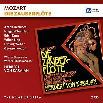 Mozart / Karajan / Wiener Philharmoniker - Die Zauberflote [CD] USA import