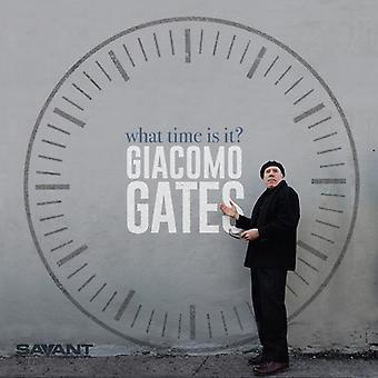 Giacomo Gates - Quelle heure est-il? [CD] Importation usa