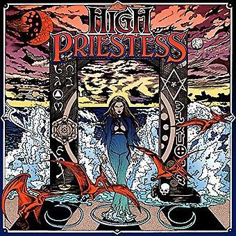 Priestesss - High Priestess [CD] USA import