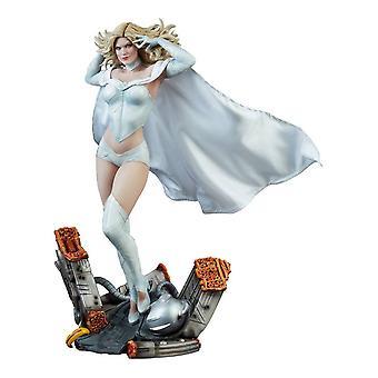 X-Men Emma Frost Premium Format 1:4 Scale Statue