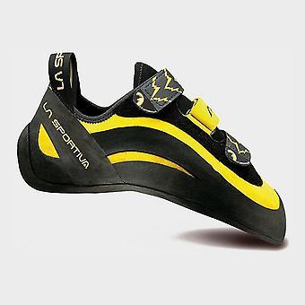 La Sportiva Men's Miura VS Climbing Shoe Yellow