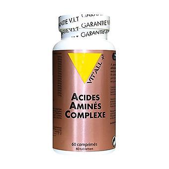 Komplexa aminosyror 60 kapslar