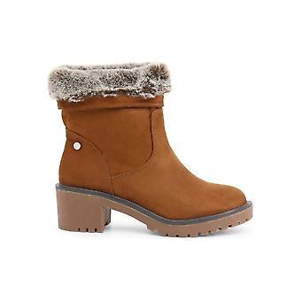 Xti - Shoes - Ankle boots - 33913_CAMEL - Ladies - sienna - EU 37