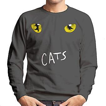 Cats Logo Men's Sweatshirt