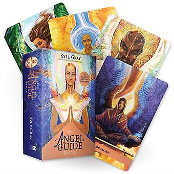 The Angel Guide Oracle  A 44Card Deck and Guidebook by Kyle Gray & Illustrated by Jennifer Hawkyard