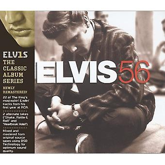 Elvis Presley - Elvis 56 [CD] USA import