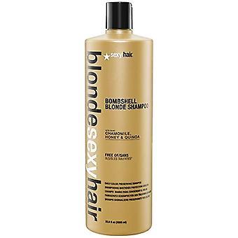 SexyHair Blonde Sexy Hair Bright Blonde Shampoo 300ml