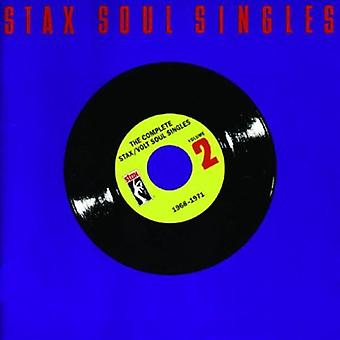 Complete Stax/Volt Soul Singles - Complete Stax/Volt Soul Singles: Vol. 2-1968-71 [CD] USA import