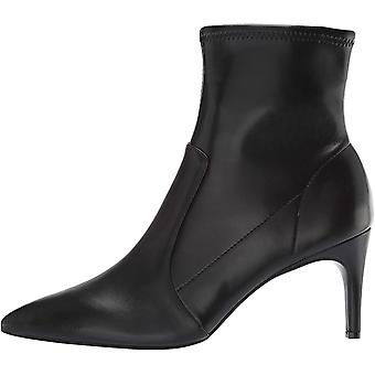 Charles David Women's Shoes 2C18F054 Leather Pointed Toe Ankle Fashion Boots