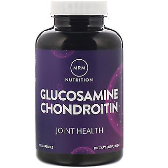 MRM, Nutrition, Glucosamine Chondroitin, 180 Capsules