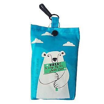 WPL Help Keep My Sea Free - Folding Bag