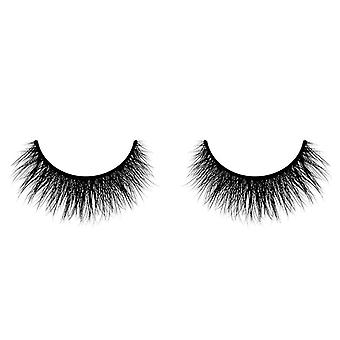 Velour Multi Layered False Mink Lashes - Oops! Naughty Me - Natural Length