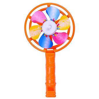 Plastic Color Windmill Children Small Toy Prize Childhood Memories Play Props Toys