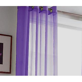 European Style Window Screening Solid Door Home Decor Tulle Curtains