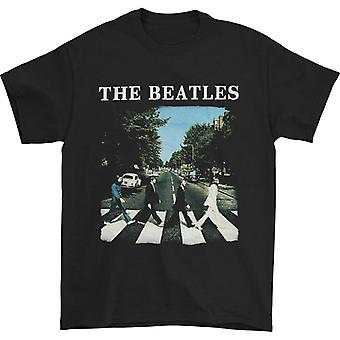 Beatles Abbey Road & Logo T-paita