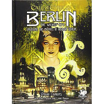 Berlin The Wicked City Call of Cthulhu 7th Edition