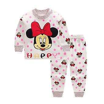 Toddler Kids Mickey Nightgown Infant Casual Baby Clothing Sleepwear Robes