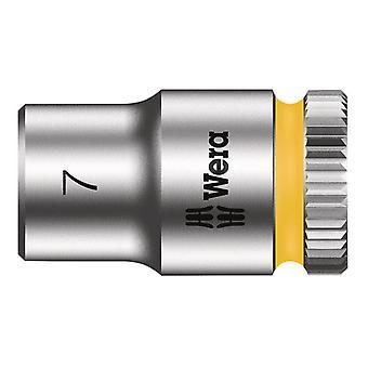 Wera Zyklop Socket 1/4in Asema 9mm WER003508
