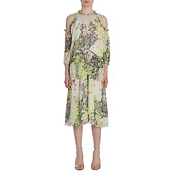 Opening Ceremony W17adm151193405 Women's Multicolor Polyester Dress