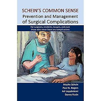 Schein's Common Sense