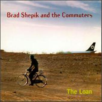 Brad Shepik & Commuters - Loan [CD] USA import