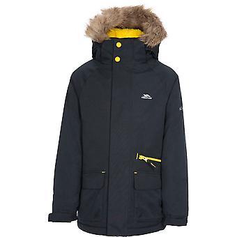 Trespass Boys Upbeat TP50 Waterproof Windproof Jacket
