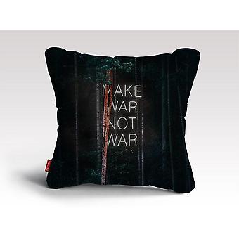 Make wojny nie poduszka wojny / poduszka