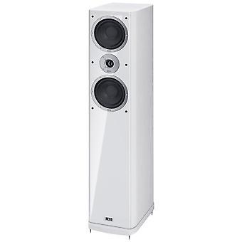 Heco Music Style 500, głośnik podłogowy, 2 1/2 sposoby bass reflex, kolor: biały, 1 sztuka B-Ware