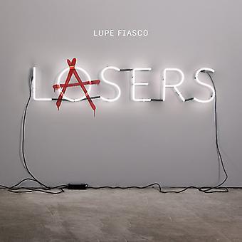 Lupe Fiasco - Lasers [CD] USA import