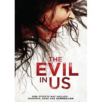 Evil in Us [DVD] USA import