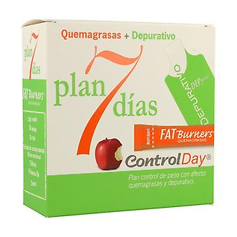 Plan 7 Dias Cday 7 packets