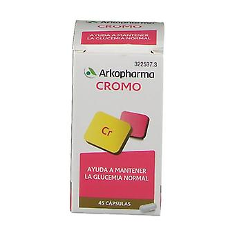 Arkovital Chrome 45 capsules