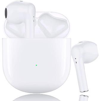 Wireless Earbuds, Bluetooth 5.0 Headphones True Wireless Earphones In-Ear Earpods Hi-Fi Stereo Sound