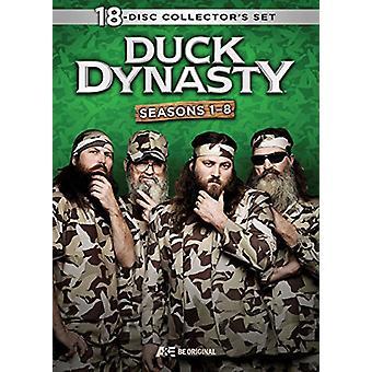 Duck Dynasty: Season 1-8 [DVD] USA import