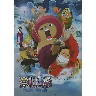 One Piece Movie The Great Gold Pirate Movie Poster (11 x 17)
