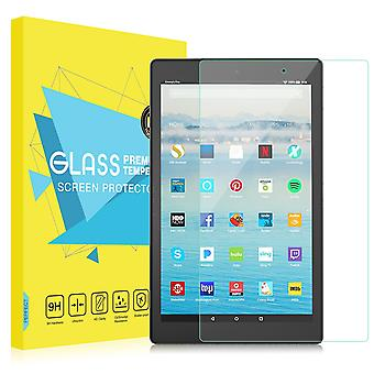 Moko screen protector compatible with all-new amazon fire hd 10(7th generation and 9th generation, 2