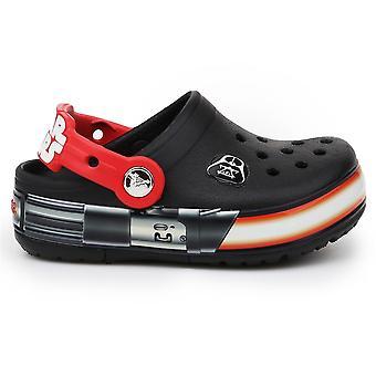 Crocs Lights Star Wars Vader 161600X9116 uniwersalne buty dla niemowląt przez cały rok