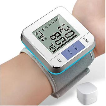Health Care Smart Digital Display Wrist Blood Pressure Monitor