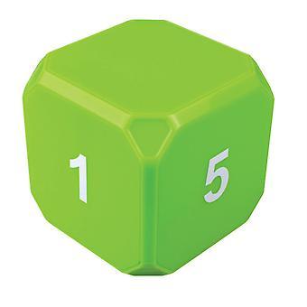 Timecube Plus 1-5-10-15 Minute Preset Timer- Green