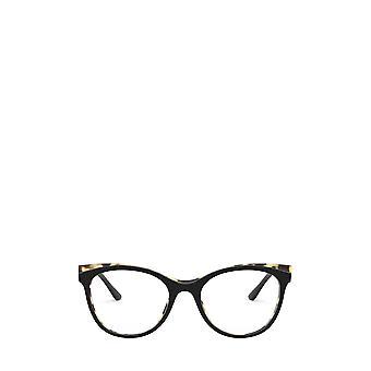 Prada PR 05WV black / havana female eyeglasses