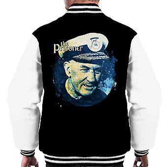 The Prisoner Arrival Ex Admiral Men's Varsity Jacket
