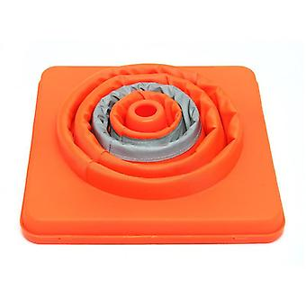 Circulation collapsible Orange Road Safety Cone Pop Up Parking Multi Purpose 2