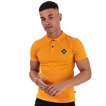 Henri Lloyd Signature Polo Shirt för män i orange