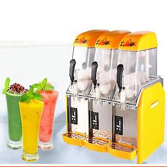 Getränke Fruchtsaft Cold Drink Dispenser Freeze Ice Cream Slush Machine
